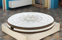 Wholesale Ruixin Healthy Sleep Medical Full Size Round Beds
