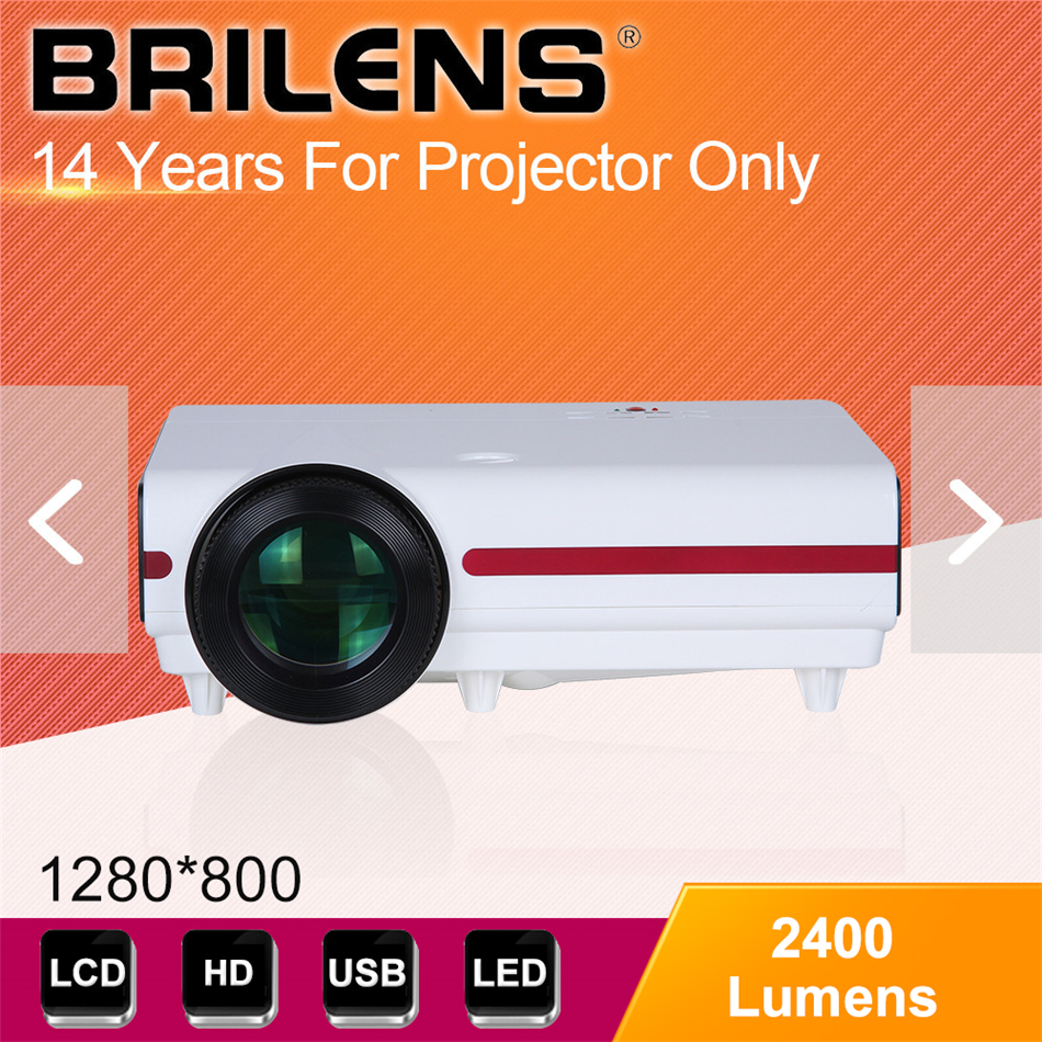 BRILENS mini holographic projector, 3d mapping 3000 lumen led projector