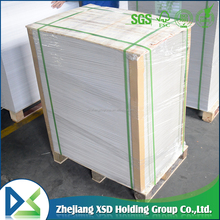 offset printing paper mixed pulp duplex board grey back 230gsm AA