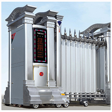 Automatic road barrier gate/auto sliding gate/folding gate