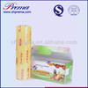 High quality PVC food plastic film cling wrap