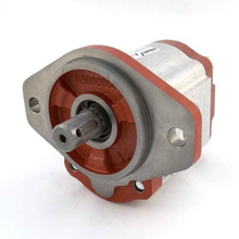 Hydraulics Aluminum Gear Pump with CNC process