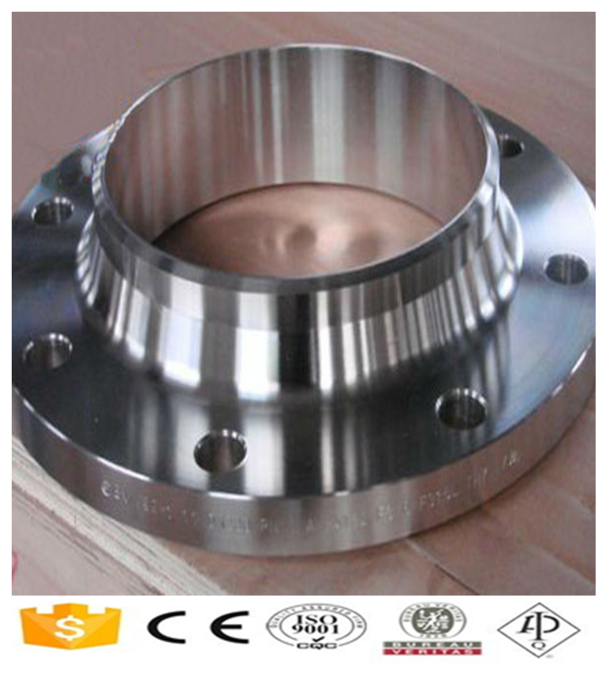 BS4504 forged pn 16 CS / SS WN flange with best price