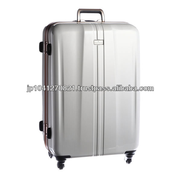 Light weight high quality display suitcase as sky travel luggage bag
