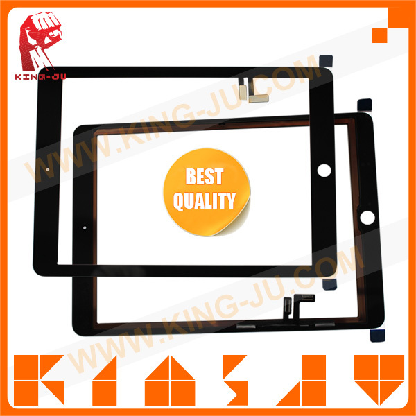 wholesale products For Apple iPad 5 screen Top glass with display for iPad Air