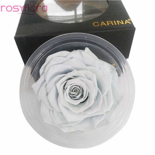 Widely Supply Preserved Rose 9-10 cm Big Rose Head From Yunnan