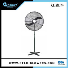 Heavy Duty Industrial Stand Fan 2 Blades