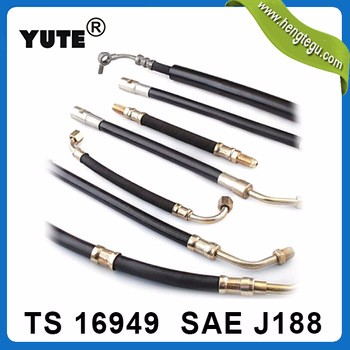 high pressure ford power steering hose with sae j189 standard