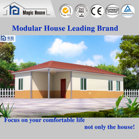 2016 popular hot sale pre made lowes modular homes with 70 years long life span
