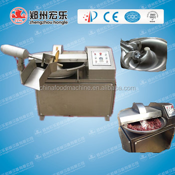 Good working frozen meat cut machine for meat/seafood/spices processing