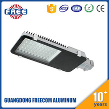 60w LED outdoor road street light yard garden spotlight IP65 6500K cool white