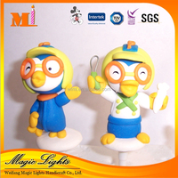Polymer Calyp Cartoon Cake Decoration