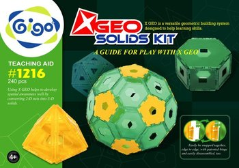 X GEO - SOLIDS KIT