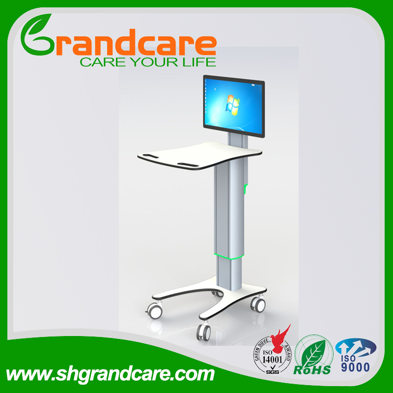 Patient Monitor Trolley/ ICU Patient Video Camera Checking Trolley