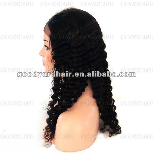 2015 Hotsale Virgin Remy Brazilian Hair U Part Wigs for Sale
