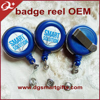 Retractable Wire Reel For Badge