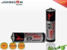 Factory price 1.5v R6 dry carbon dry battery aa size 3.6v 2.7ah lithium thionyl chloride battery