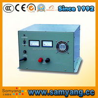 Constant current 30A ship battery charger for ship equipment automatic testing battery voltage