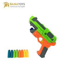 New 2018 plastic ball shooting airsof bbs guns paint ball guns game