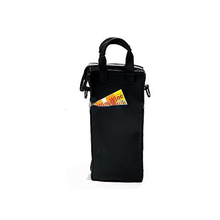 CP0050 2017 Wholesale High Fashion Wine Bottle Cooler Bag Thermal Insulation Picnic Wine Cooler Bag