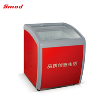 China Commercial Small Ice Cream Display Freezers for Sale