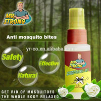Amazing effect with mosquito-repellent spray you can choice