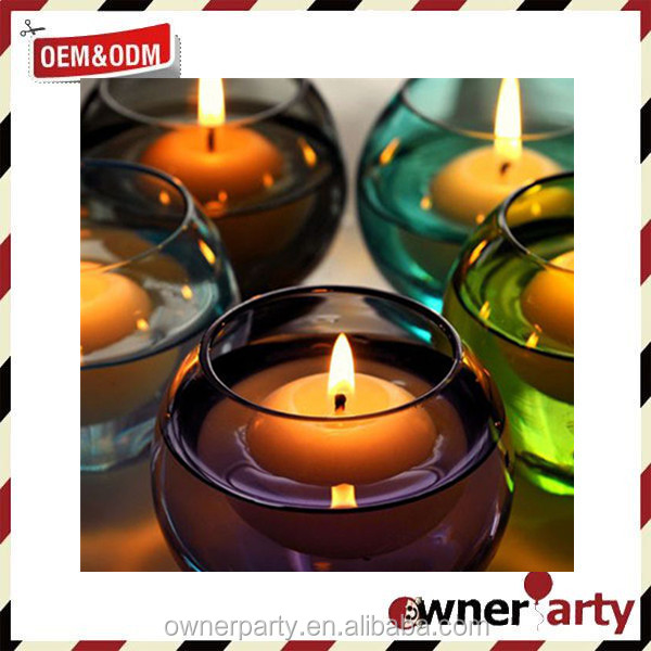 Customized Wholesale Luxury Water Cheap Floating Candles