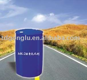 Slow-cracking fast setting road asphalt additives emulsifiers MK-2