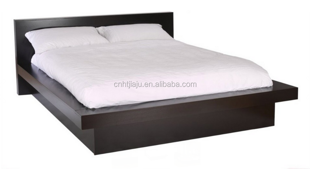 Zurich Platform Bed , Queen Complete contemporary platform bed frame