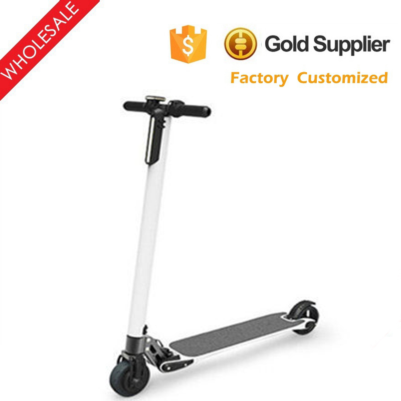 One year guarantee easy folding motorcycle scooter