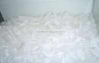 2014 China high quality washed white goose down feather