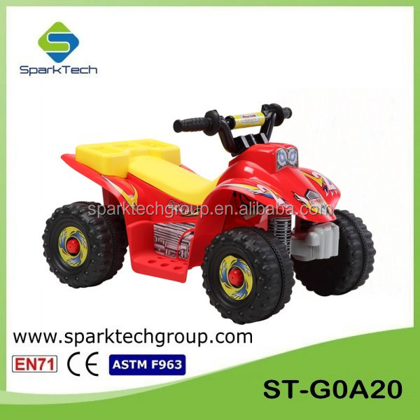Wholesale Cheap Price Battery Powered 6V Ride on Toy Mini Kids Electric ATV