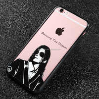 kingpos universal silicone phone case for iPhone 6 6s
