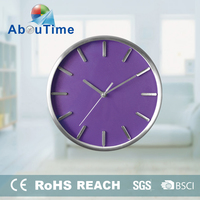 stainless steel cartoon wall clock pictures to assemble