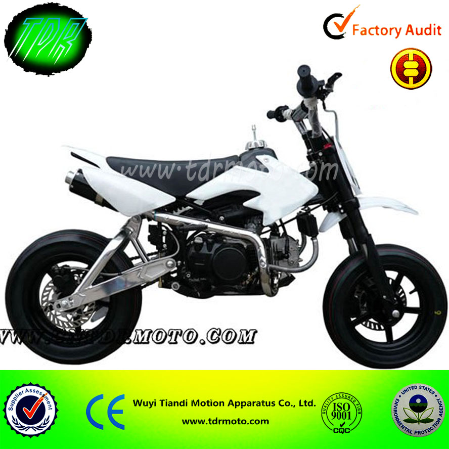 fashion dirt bike with slick tyre
