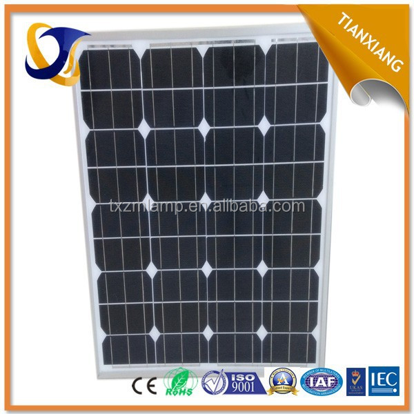 Factory sell latest top poly solar panel in china