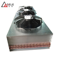 Copper Coil Plate Heat Exchanger For