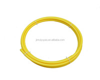 with 10 years experience high quality 12mm*8mm yellow polyurethane PU tube for various industry
