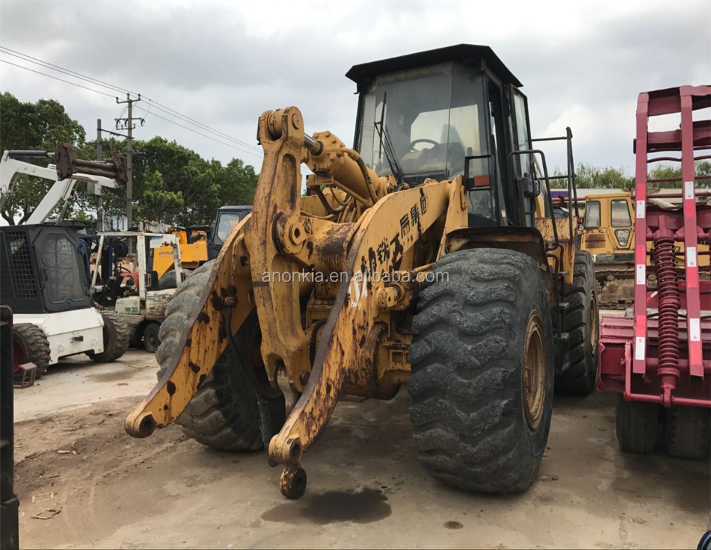 CAT cheapest price 100% orginal japan Front Loaders 966G wheel loader
