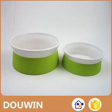 High quality cylindrical shallow mouth garden flower pots