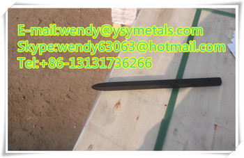STEEL NAIL STAKE PAINED