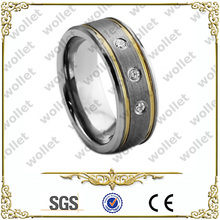 lord of rings gold rings design tungsten fashion rings