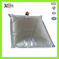 Four sides heat sealing aluminum foil bag for wine/water