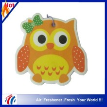 2mm thickness car paper air freshener car air freshner