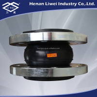 Single-sphere Floating Flange Neoprene Rubber Expansion Joint