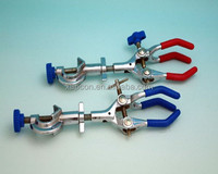 HE206 Laboratory Large Three Prong Swivel Clamp