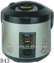 2013 multi function electric rice cooker steamboat cooker