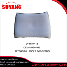 Car accessories Roof panel for Mitsubishi Lancer Auto Body Parts