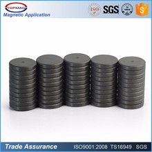 High Permanent Arc Segment Ferrite Magnet Used For Motorcyceles Motor