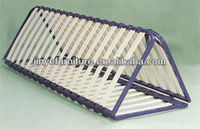 adjustable metal bed frame with slat(AB-5)